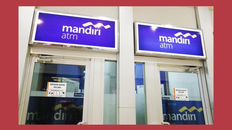 Cek Limit Lewat ATM Mandiri Offline