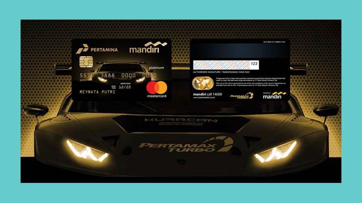 Fitur Dan Keuntungan Kartu Kredit Mandiri Co Brand Pertamina