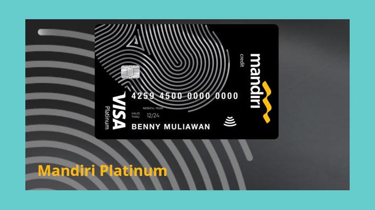 Informasi Dasar Kartu Kredit Mandiri Platinum