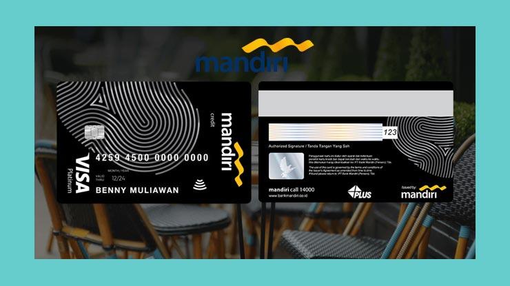 Kelebihan Kartu Kredit Mandiri Platinum
