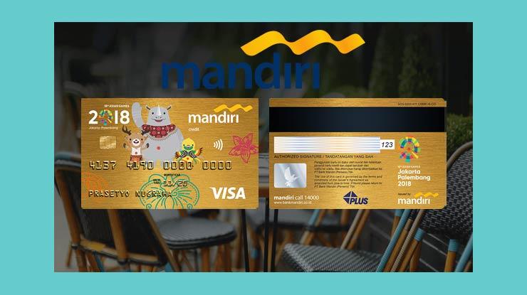 Keuntungan Memakai Kartu Kredit Mandiri Gold