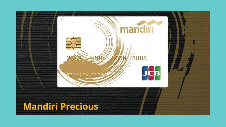 Keuntungan Memakai Kartu Kredit Mandiri Precious