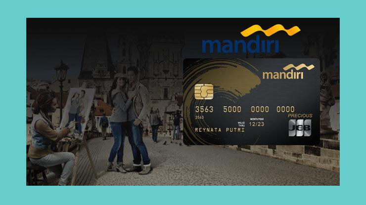 Mengenai Kartu Kredit Mandiri Jcb Precious