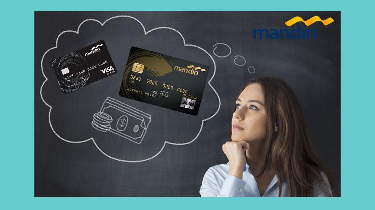 Pengertian Biaya Kartu Kredit Mandiri
