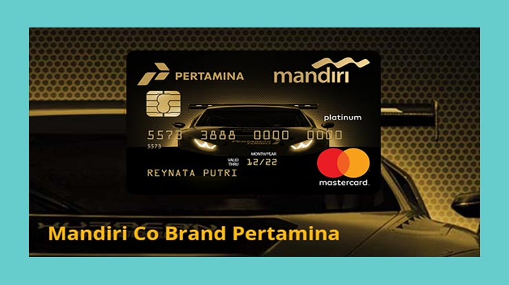 Kartu Kredit Mandiri Co Brand Pertamina 2021 Syarat Limit Biaya