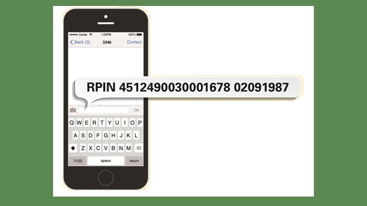 3 Contoh Rpin 4646496322500718 01011991