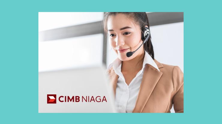 5. Cara Cek Tagihan CIMB Niaga Credit Card Melalui Call Center