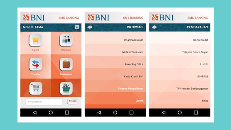 Cara Cek Tagihan Lewat Sms Banking Bni