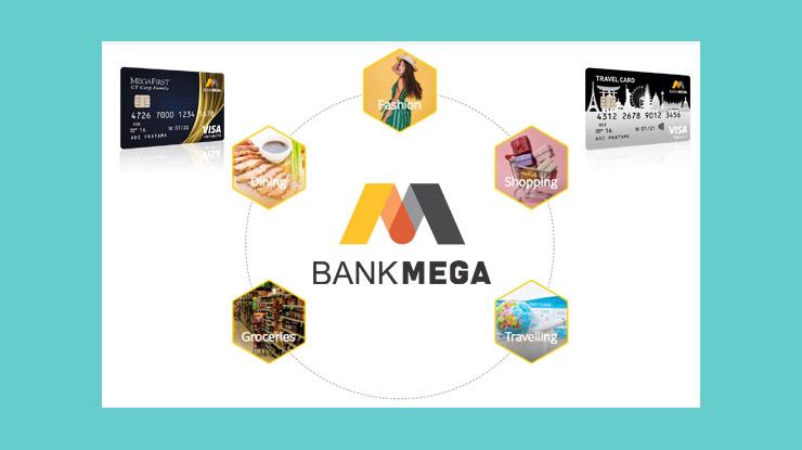 Pembagian Jenis Biaya Mega Credit Card