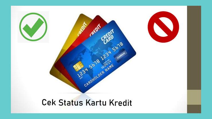 Cek Status Kartu Kreditmu
