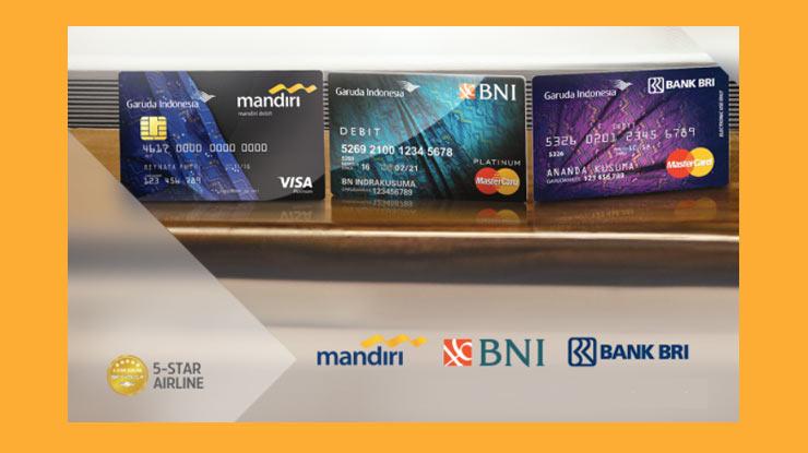 Kartu Kredit Debit Co Brand Garudamiles