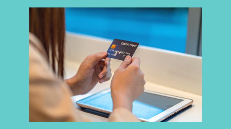 Mengaktifkan Kartu Kredit