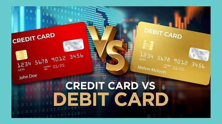 Perbedaan Penarikan Tunai Kartu Kredit Debit