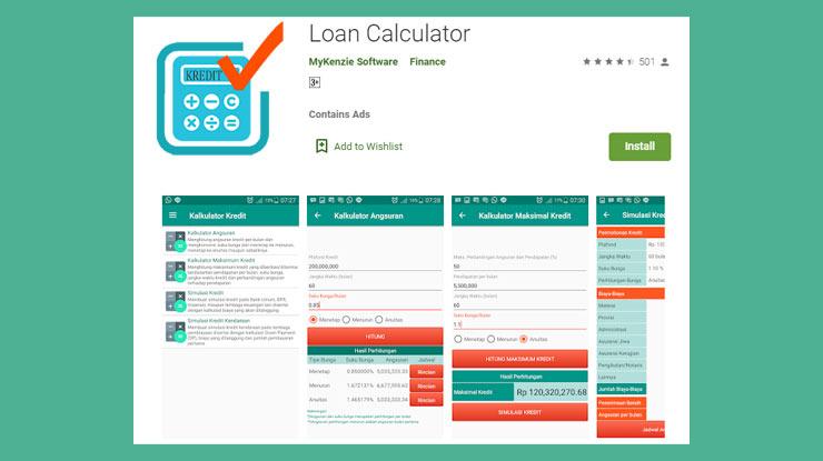 3 Aplikasi Kalkulator Kur Android