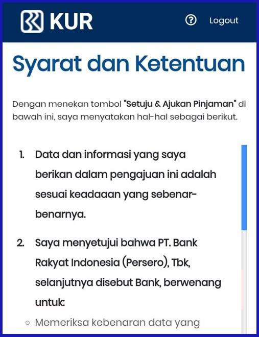 4 Baca Info Syarat Ketentuan