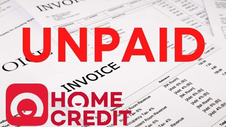 Denda Home Credit 2021