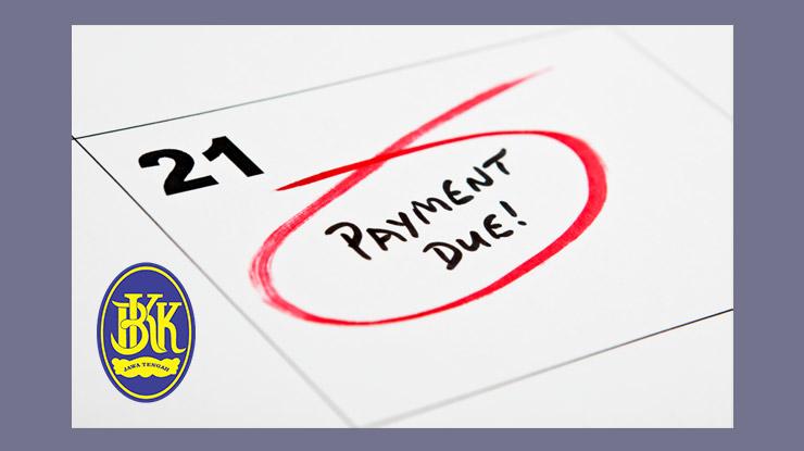 Jangka Waktu Jatuh Tempo Angsuran Kredit Bkk