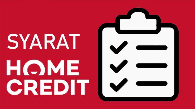 Syarat Home Credit