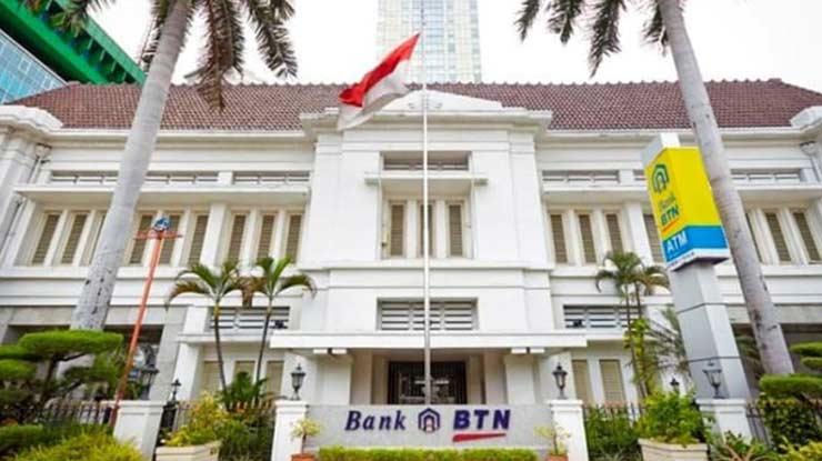 1 Kunjungi Kantor Bank Btn