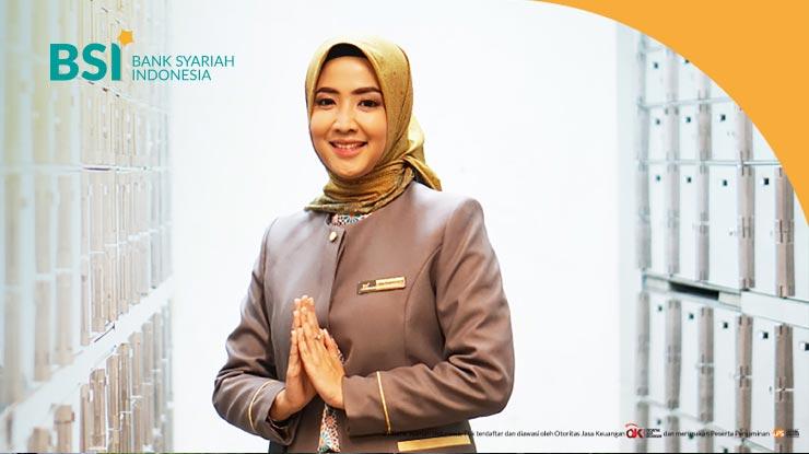 2 Temui Customer Service Bank Syariah Indonesia