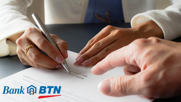 3 Isi Formulir Permohonan Pinjaman Bank Btn