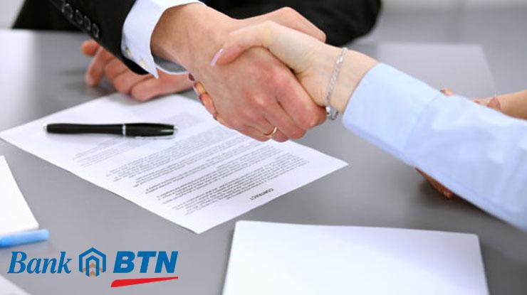 4 Serahkan Dokumen Persyaratan Pinjaman Btn