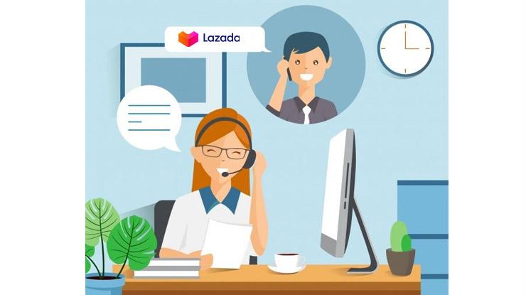 6 Hubungi Call Center Lazada