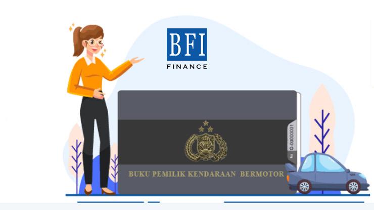 Bfi Finance Jaminan Bpkb Mobil