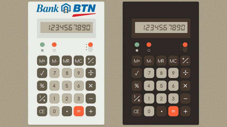 Biaya Dan Bunga Pinjaman Bank Btn 2021