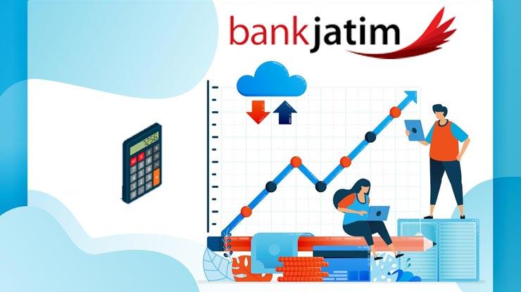 Biaya Dan Bunga Pinjaman Bank Jatim 2021