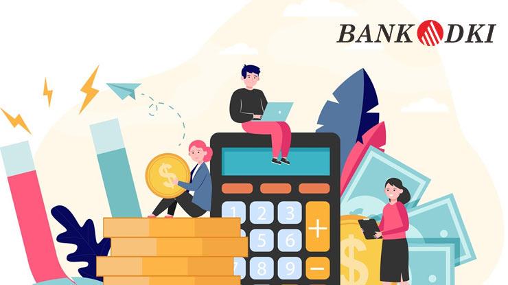 Biaya Pinjaman Bank Dki 2021