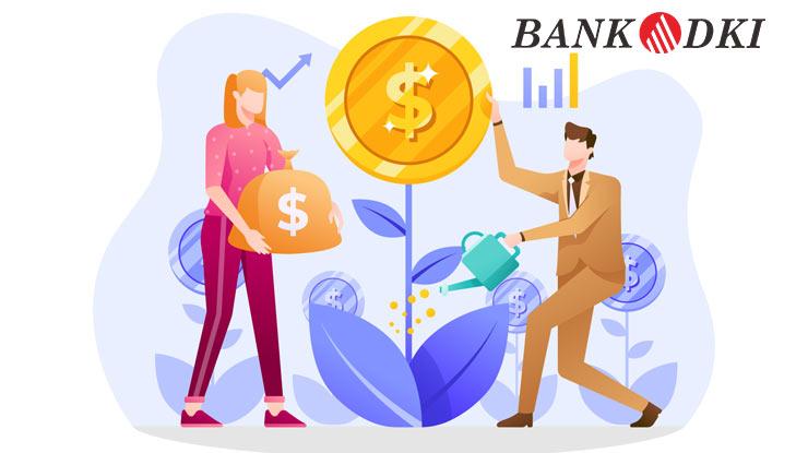 Bunga Pinjaman Bank Dki 2021