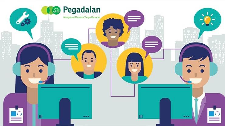 Call Center Kca Pegadaian