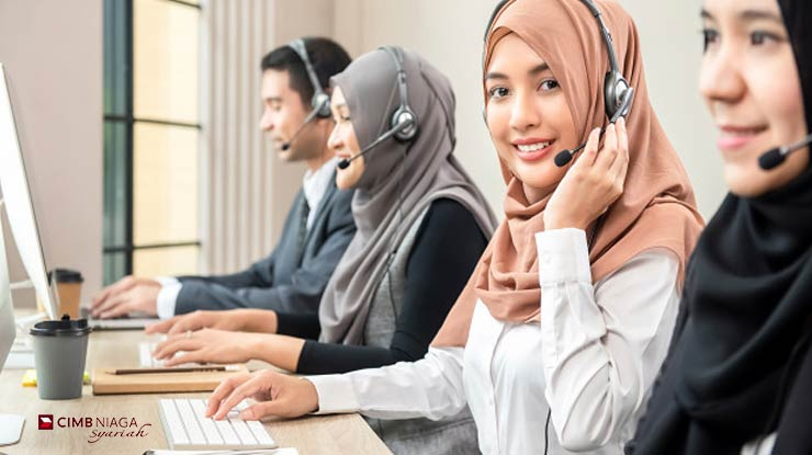 Call Center Cimb Syariah
