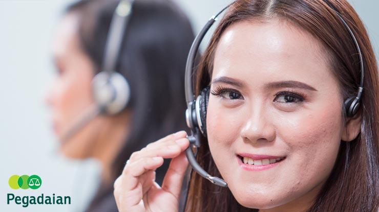 Call Center Pegadaian