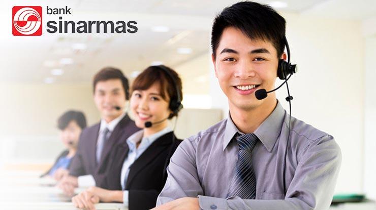Call Center Sinarmas