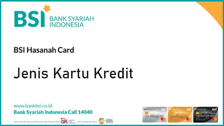 Jenis Kartu Kredit Bank Bsi V2