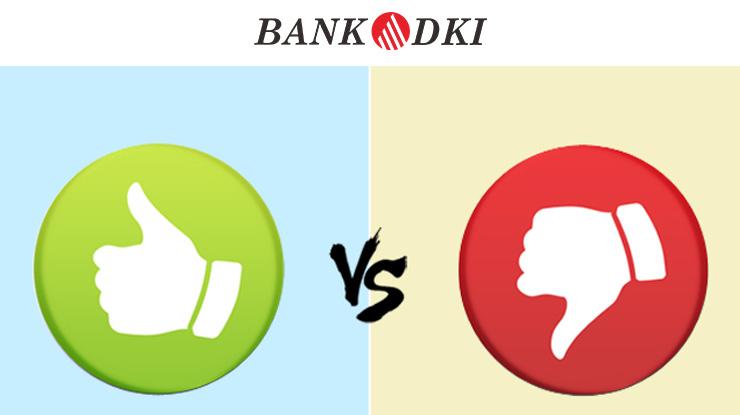 Kelebihan Dan Kekurangan Pinjaman Bank Dki