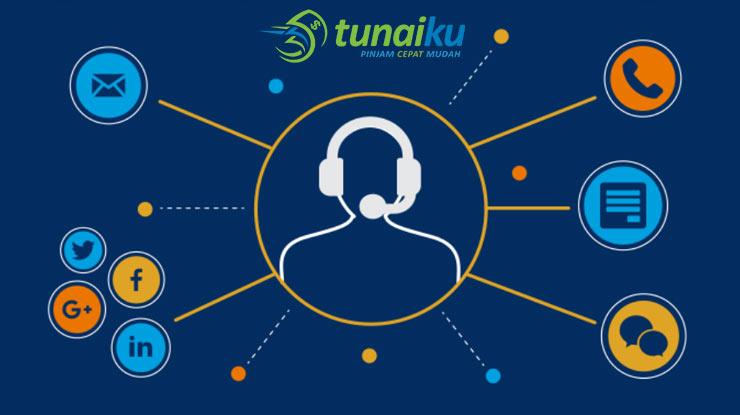 1 Menghubungi Call Center Tunaiku