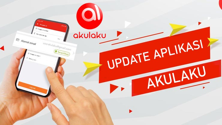 1 Update Aplikasi Akulaku