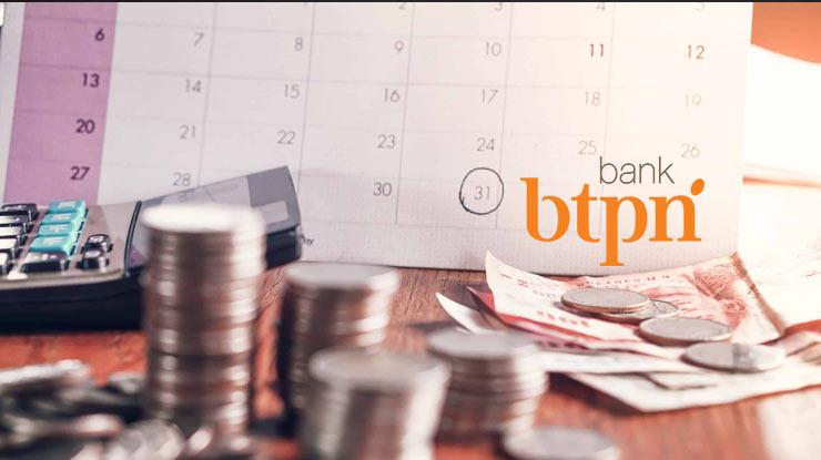 6 Tabel Pinjaman Bank BTPN 2021 : Pensiunan & Pegawai