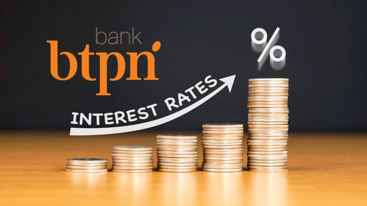 Bunga Pinjaman Bank Btpn 2021