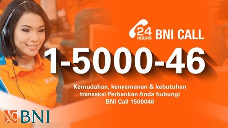 Call Center Bni 2