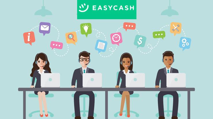 Call Center Easycash