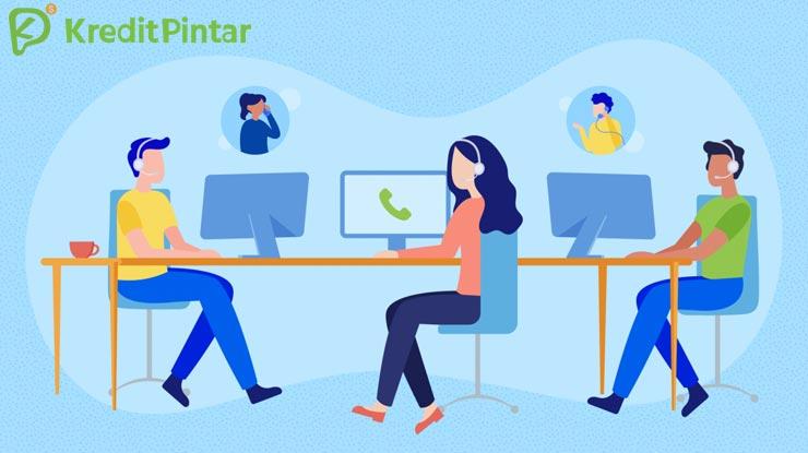 Call Center Kredit Pintar
