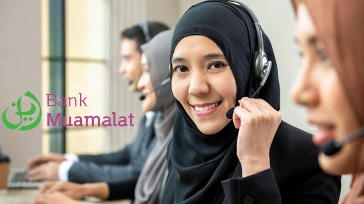 Call Center Muamalat