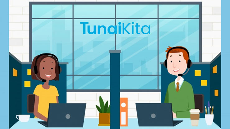 Call Center Tunaikita 1