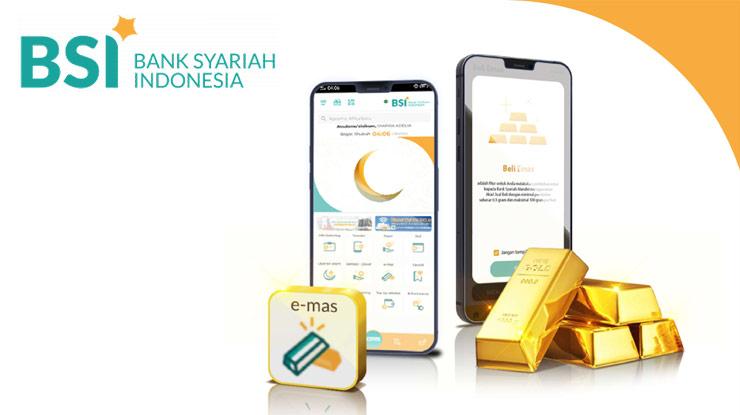 Fitur Pegadaian Emas Bank Syariah Indonesia