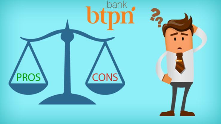 Kelebihan Dan Kekurangan Pinjaman Bank Btpn