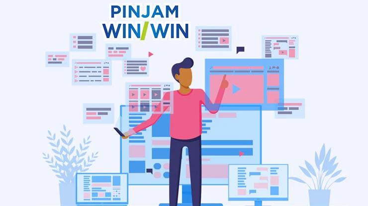 3 Berikan Data Pinjaman Winwin